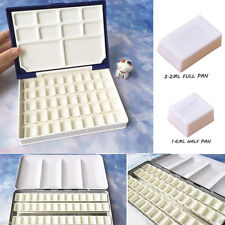 Water Colour Artist Empty Pan Full or Half Pans For Watercolour Painting 40 PCS