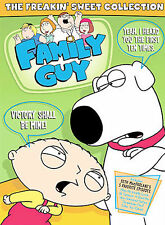 Family Guy - The Freakin' Sweet Collection (DVD, 2004)