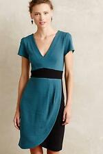 NEW Anthropologie Maeve Splitshade Tulip Hem Dress  Size XS & M