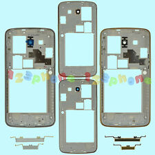 Gold Rear Back Middle Frame Chassis Housing For Samsung Galaxy Grand 2 G7105