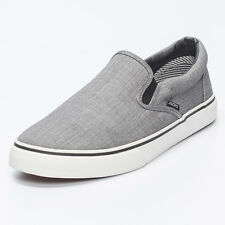 New Jacks Mens Heritage Shoes in Grey | Mens Mens Footwear Mens Shoes