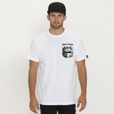 New Zoo York Censor T-Shirt in White | Mens Mens Tees