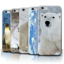 STUFF4 Back Case/Cover/Skin for Apple iPhone 6+/Plus 5.5/Arctic Animals