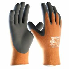 ATG 30-201 MaxiTherm Unisex Work Gloves Latex Palm Coating Grip Cold Insulation