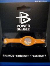 FREE SHIPPING! Power Band Magnetic Balance Bracelet Energy Performance - ORANGE