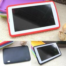 Soft Silicone Back Protector Case Cover For 7 inch Android PC Pad Tablet
