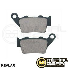 MetalGear Brake Pads Rear TRIUMPH Daytona 675 2013 - 2015