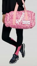 Pineapple Pink Zebra Dance Sports Gym Holdall Satchel Bag