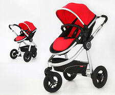 Portable Baby Stroller High Landscape Pram Newborns Anti-shock infant Pushchair