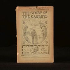 c1890 The Story of the Gadsbys A Tale Without a Plot by Rudyard Kipling Indian