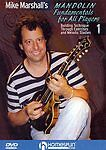 Mike Marshall's Mandolin Fundamentals for All Players 1 DVD