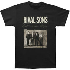 Rival Sons Men's  Great Western Valkyrie T-shirt Black Rockabilia