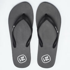 VonZipper Mens Moby Thongs in Black