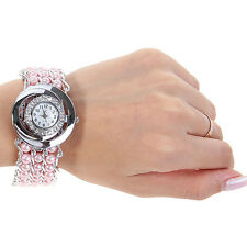 Fashion Women Bracelet Watch Lady Analog Quartz Wrist Watches Ladies Wristwatch