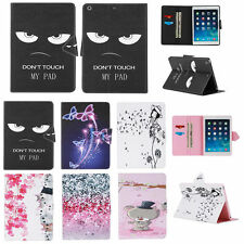 Leather Pattern Mangnetic Stand Smart Case Cover for iPad 2 3 4 Air Mini Pro 9.7