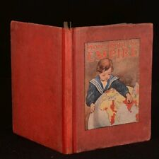 c1912 More About The Empire Talwin Morris Childrens Illustrated Colonial History