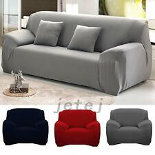 1pcs Slipcover Removable Stretch Elastic Sofa Protector Couch Silp Cover Seater