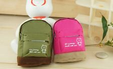 Hot Sale MINI Backpack Snap Keys Pouch Wallet Kidds Money Bag Cute Coin Purse