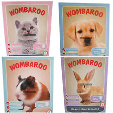 Wombaroo Animal Milk Cat Dog Guinea Pig Rabbit Baby Teat Kitten Powder Pet feed