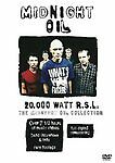 Midnight Oil: 20, 000 Watt R.S.L. - The Collection (DVD, 2002) FREE SHIPPING