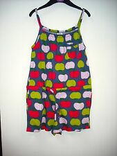 BNWOT Mini Boden Jersey Apple Playsuit Age 2-10 Years