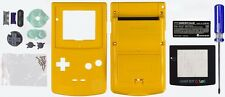 Game Boy Color [GBC] Replacement Case/Shell/Housing [Dandelion, Yellow]