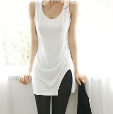 Womens Vest Camisole Bottoming Sexy  T-Shirt Cami Tank Tops Sleeveless