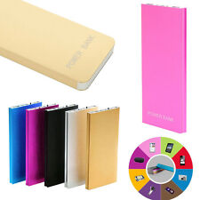 Ultrathin  Portable External Battery Charger Power Bank for Cell Phone iPhone
