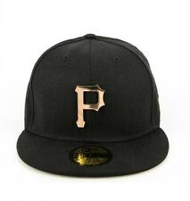 PITTSBURGH PIRATES New Era ROSE GOLD 59FIFTY Fitted Hat Cap- Brand New With Tags