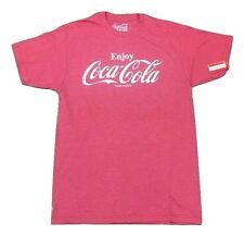 Coca Cola Classic Vintage Red NWT Medium T-Shirt Licensed & Official