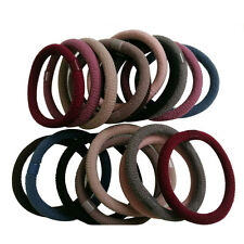 Wholesale  Women Elastic Hair Tie Band Ropes Ring Braid Holder Accessories mixed