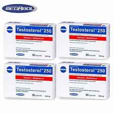 Testosterol250 30-300Caps Hardcore Testosterone Booster Hormone Support Anabolic