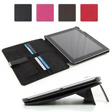For Apple iPad 1 PU Leather Folding Folio Protective Case Cover MIPACK