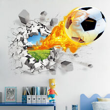 Multi 3D Removable DIY Decal Wall Sticker Mural Kid Living Room Home Mural Decor