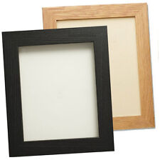 Black Oak Walnut Picture Frames Photo Frames Poster Size Frames Wooden Effect