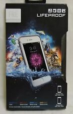 Lifeproof Waterproof Fre Case For Apple iPhone 6s 4.7 In Retail Package
