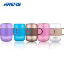 New Candy Color Stainless Steel Flask Vacuum Thermos Cup Water Bottle Travel Mug