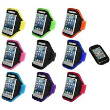 For iPod Touch 5th Gen 5G 5 Full Running Sports Gym Armband Case+Sticky Pad