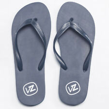 VonZipper Mens Moby Thongs in Blue