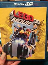 The LEGO Movie: Everything Is Awesome Edition (Blu-ray/DVD, 2014, 3-Disc Set, 3…