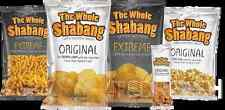 The Whole Shabang Potato Chips or variety pack - 6x six oz. bags - jail / prison