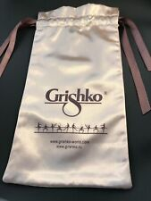 Grishko Luxury Satin Pointe Shoe Ballet Bags - Stunning