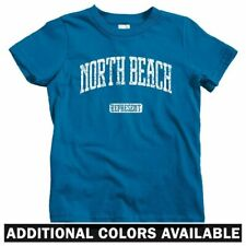 North Beach Represent Kids T-shirt - Baby Toddler Youth Tee - Gift San Francisco