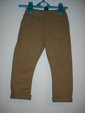 BNWOT Next Boys Chinos 'Sand' Colour Age 3-12 Years