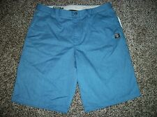 VOLCOM STONE New NWT Mens Walk Shorts Casual Blue Chino 30 32 34 36