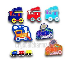 Train Iron / Sew On Embroidered Motif Patch Patches Applique *Buy 2 get 25% off*