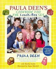 Paula Deen's Cookbook for the Lunch-box set  Childrens cook book~ NEW! For Kids