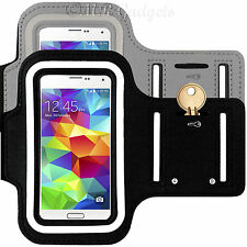 Sports Running Jogging Gym Armband Arm Band Case Cover For Galaxy s5 s6 s7 Edge