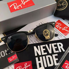 RayBan Sunglasses - Designer Sun Glass - Wayfarer Clubmaster Original Packaging