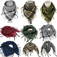 Military Shemagh Tactical Army Desert Keffiyeh Arab Scarf Shawls Neck Head Wrap